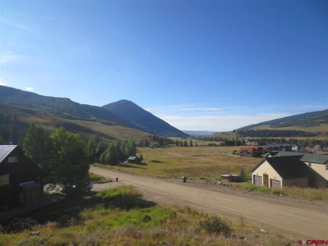 79 Blackstock Drive, Crested Butte, CO 81224 (MLS #750334) :: CapRock Real Estate, LLC