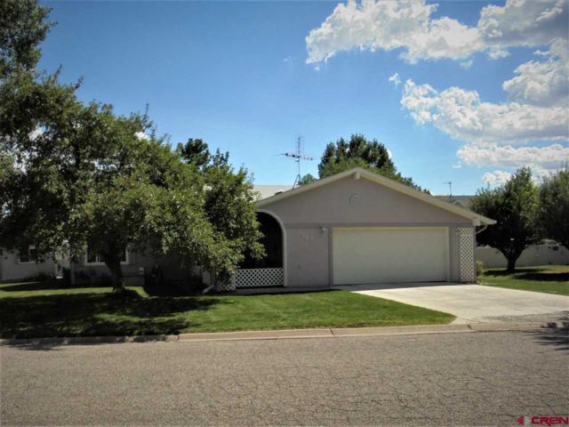 703 Detroit, Cortez, CO 81321 (MLS #750347) :: Durango Home Sales