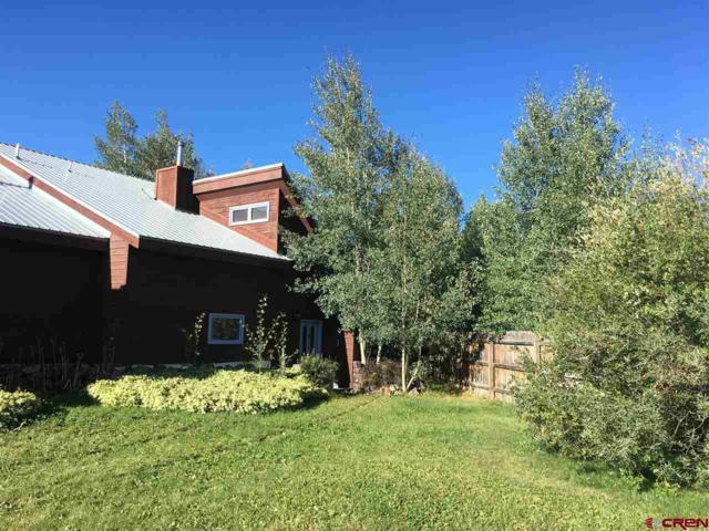 302 Haverly #1, Crested Butte, CO 81224 (MLS #750358) :: CapRock Real Estate, LLC