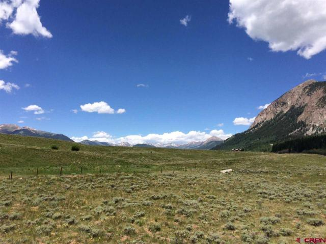 TBD White Stallion Circle, Crested Butte, CO 81224 (MLS #750360) :: Durango Home Sales