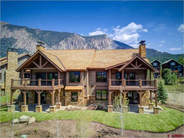 32 Ace Court, Crested Butte, CO 81224 (MLS #750388) :: Durango Home Sales