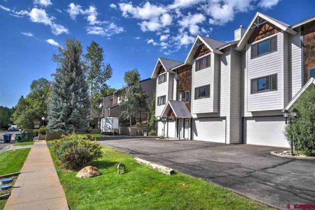 2155 W 3rd Avenue, Durango, CO 81301 (MLS #750398) :: Durango Mountain Realty