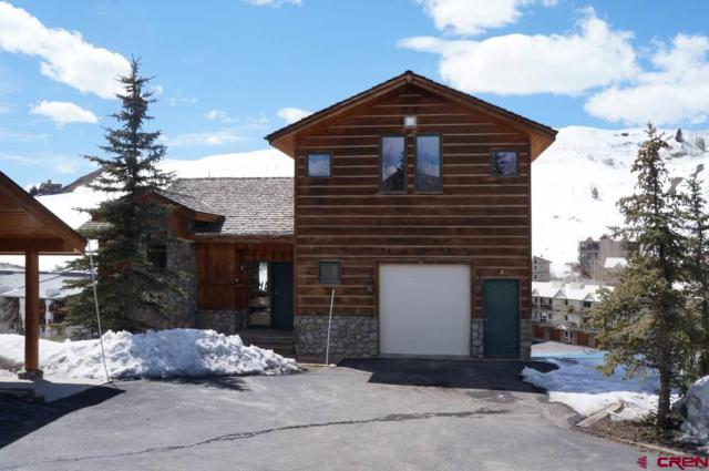 17 Whetstone Road 3 & 4, Mt. Crested Butte, CO 81225 (MLS #750438) :: The Dawn Howe Real Estate Network | Keller Williams Colorado West Realty