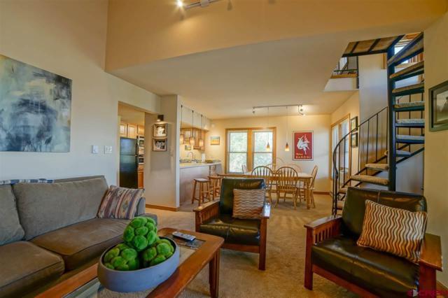 6 Ferringway #48, Durango, CO 81301 (MLS #750441) :: Durango Home Sales