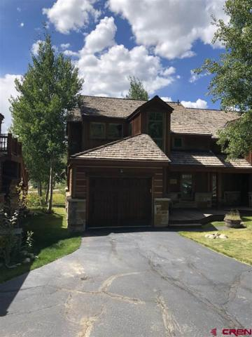 10 Garland Drive Unit #3, Crested Butte, CO 81224 (MLS #750445) :: Durango Home Sales