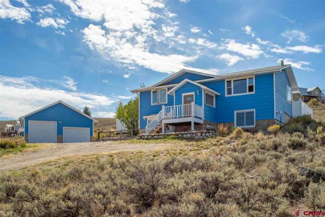 156 Cactus Hill Drive, Gunnison, CO 81230 (MLS #750523) :: The Dawn Howe Real Estate Network | Keller Williams Colorado West Realty
