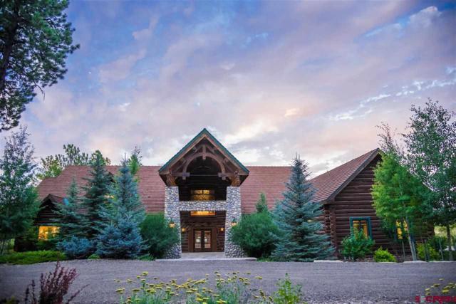 4001C Hidden Valley Drive, Pagosa Springs, CO 81147 (MLS #750534) :: Durango Home Sales
