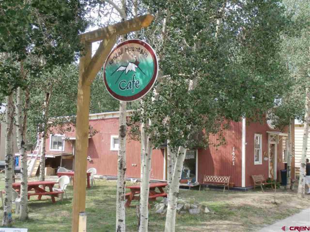 1421 Greene Street, Silverton, CO 81433 (MLS #750556) :: Durango Home Sales