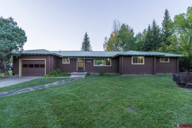 1006 Us Highway 50, Gunnison, CO 81230 (MLS #750561) :: The Dawn Howe Real Estate Network   Keller Williams Colorado West Realty
