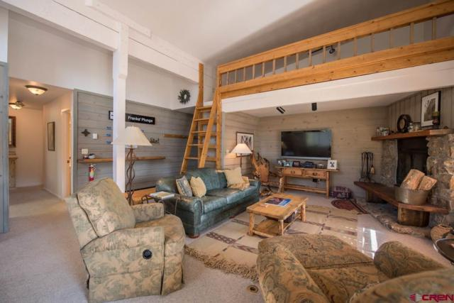 721 Gothic Road D2, Mt. Crested Butte, CO 81225 (MLS #750603) :: The Dawn Howe Real Estate Network | Keller Williams Colorado West Realty