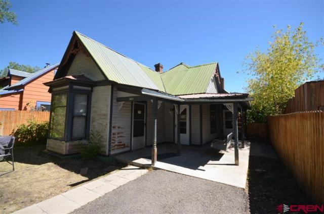 420 E 5th Avenue, Durango, CO 81301 (MLS #750621) :: CapRock Real Estate, LLC