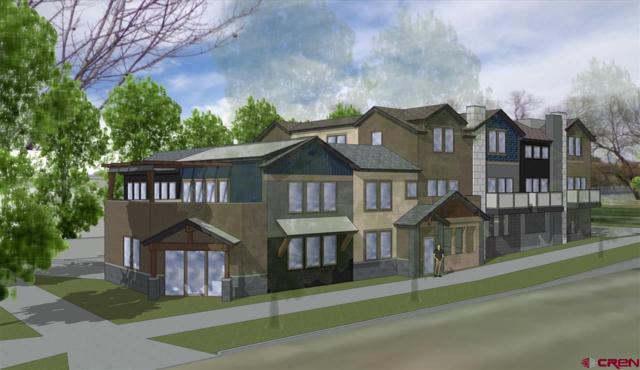 610 E 8th Avenue #210, Durango, CO 81301 (MLS #750638) :: Durango Mountain Realty