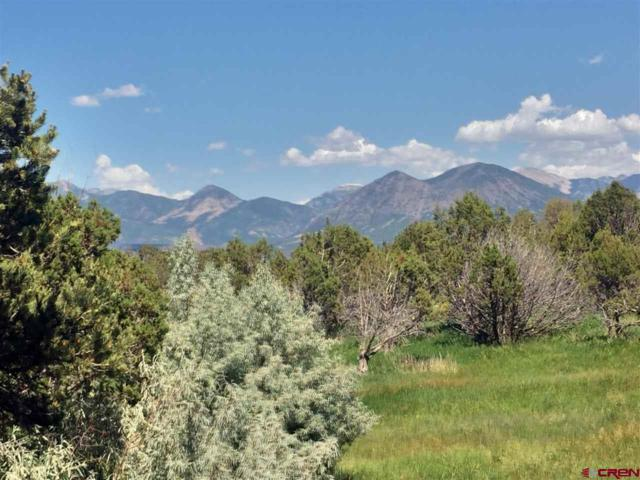 Lot # 2 Klaseen Road, Crawford, CO 81415 (MLS #750719) :: Durango Home Sales