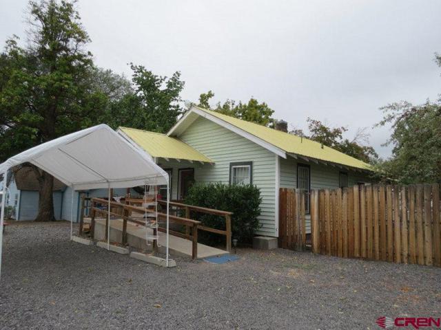 190 Grand Mesa, Cedaredge, CO 81413 (MLS #750752) :: CapRock Real Estate, LLC
