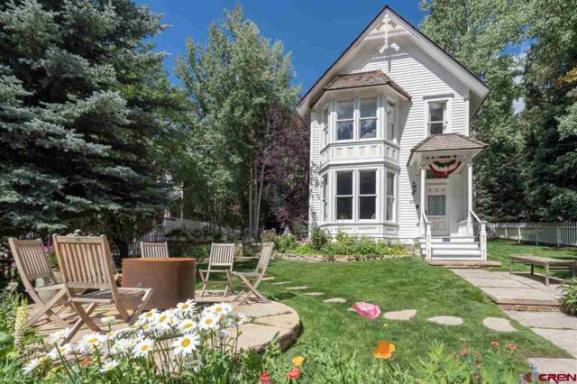 427 W Columbia Avenue, Telluride, CO 81435 (MLS #750759) :: CapRock Real Estate, LLC
