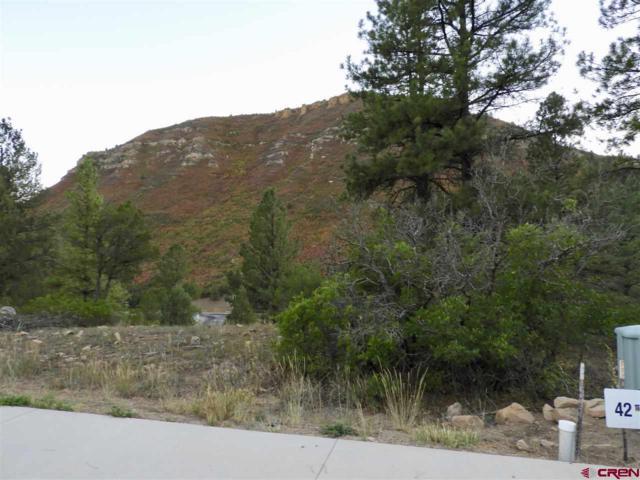 103 (Lot 42) Wood Rose Lane, Durango, CO 81301 (MLS #750770) :: Durango Mountain Realty