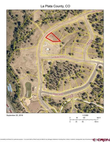 TBD Tipple Ave., Durango, CO 81301 (MLS #750801) :: Durango Mountain Realty