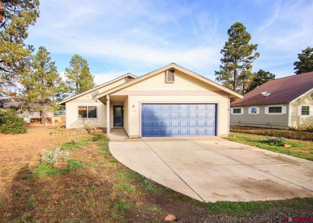161 Sundown Circle, Pagosa Springs, CO 81147 (MLS #750818) :: Durango Home Sales