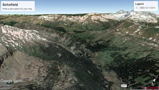 TBD Schofield, Crested Butte, CO 81224 (MLS #750828) :: CapRock Real Estate, LLC
