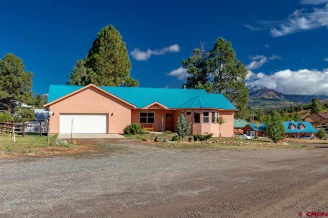 49 Cimarrona Circle, Pagosa Springs, CO 81147 (MLS #750843) :: CapRock Real Estate, LLC