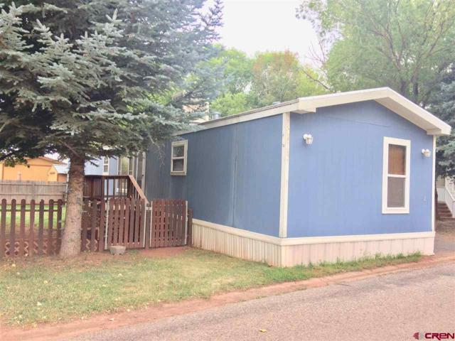 2 Mulberry Way, Durango, CO 81301 (MLS #750844) :: Durango Mountain Realty