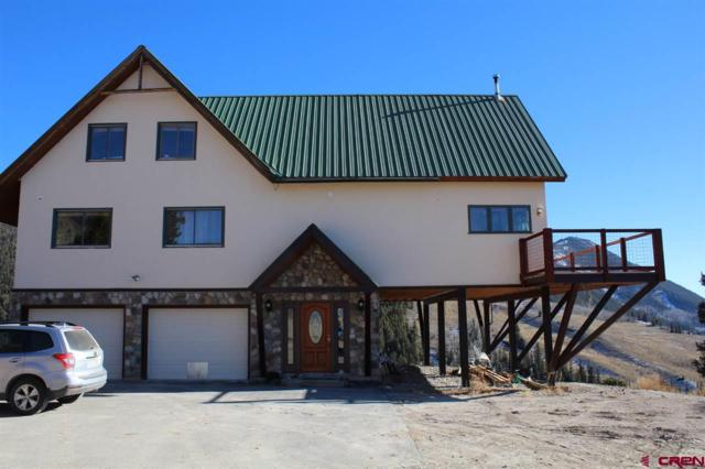 10 Zeligman, Crested Butte, CO 81224 (MLS #750898) :: Keller Williams CO West / Mountain Coast Group