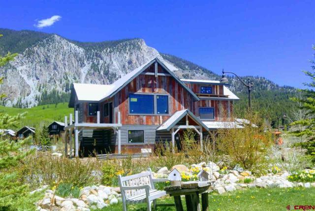 261 Larkspur Loop, Crested Butte, CO 81224 (MLS #750901) :: Durango Home Sales