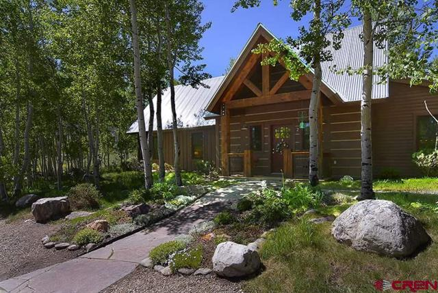2 Aspen Hill Road, Crested Butte, CO 81224 (MLS #750903) :: Durango Home Sales