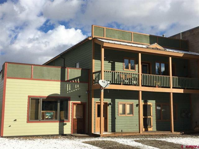 427 Red Lady Avenue, Crested Butte, CO 81224 (MLS #750906) :: CapRock Real Estate, LLC