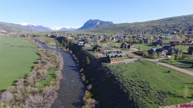 233 Kubler Street, Crested Butte, CO 81224 (MLS #750907) :: Keller Williams CO West / Mountain Coast Group