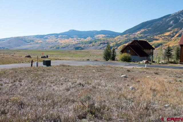 93 Coyote Ridge Road, Crested Butte, CO 81224 (MLS #750915) :: Durango Home Sales