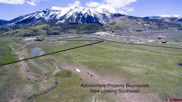 TBD Highway 135, Crested Butte, CO 81224 (MLS #750919) :: The Dawn Howe Real Estate Network | Keller Williams Colorado West Realty