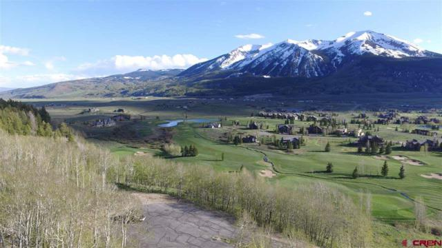657 Ridge Road, Crested Butte, CO 81224 (MLS #750922) :: The Dawn Howe Real Estate Network | Keller Williams Colorado West Realty
