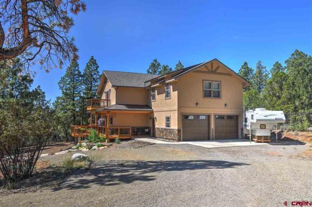 51 West Fork Road, Durango, CO 81303 (MLS #750948) :: Durango Home Sales