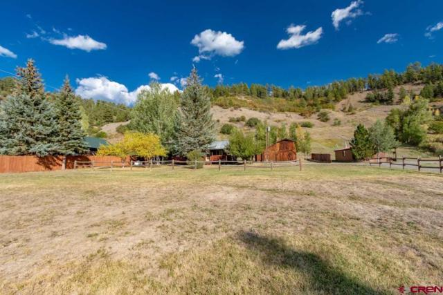 3821A Us Hwy 160, Pagosa Springs, CO 81147 (MLS #750951) :: Durango Home Sales