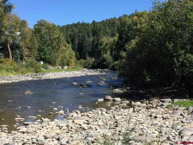 281 Little Beaver Pl, Pagosa Springs, CO 81147 (MLS #750956) :: Durango Home Sales
