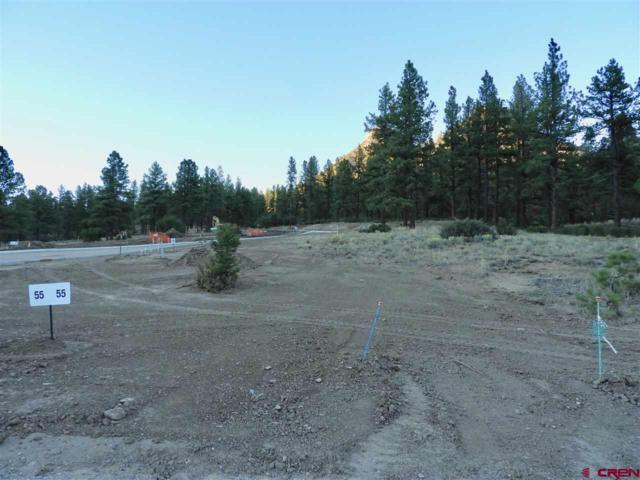 (Lot 55) TBD Wild Iris Avenue, Durango, CO 81301 (MLS #750968) :: Durango Home Sales