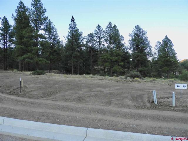 (Lot 56) TBD Wild Iris Avenue, Durango, CO 81301 (MLS #750969) :: Durango Home Sales