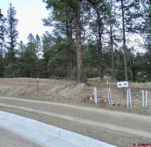 (Lot 58) TBD Wild Iris Avenue, Durango, CO 81301 (MLS #750972) :: Durango Home Sales