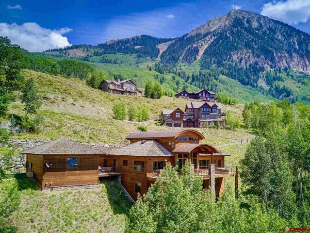 4 Peakview Drive, Mt. Crested Butte, CO 81225 (MLS #750982) :: Durango Home Sales