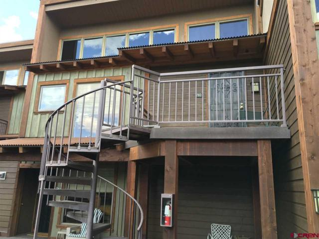 365 S Tamarron Drive #782, Durango, CO 81301 (MLS #750998) :: Keller Williams CO West / Mountain Coast Group