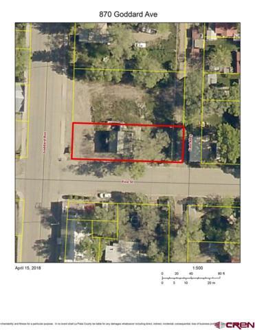 870 Goddard Ave, Ignacio, CO 81137 (MLS #751034) :: The Howe Group | Keller Williams Colorado West Realty