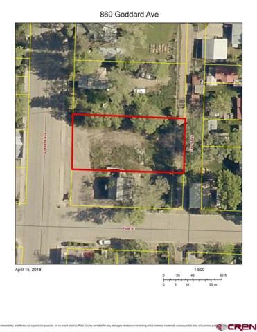 860 Goddard Ave., Ignacio, CO 81137 (MLS #751035) :: The Howe Group | Keller Williams Colorado West Realty