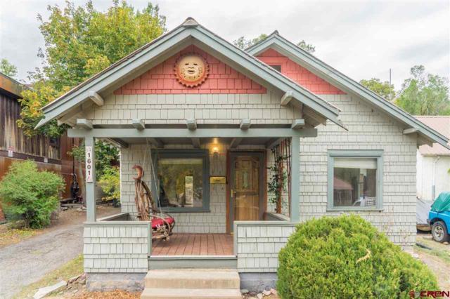 1601 W 3rd Avenue, Durango, CO 81301 (MLS #751161) :: CapRock Real Estate, LLC