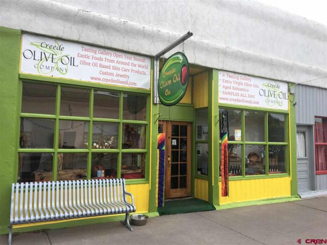 102 N Main Street, Creede, CO 81130 (MLS #751228) :: The Dawn Howe Group | Keller Williams Colorado West Realty