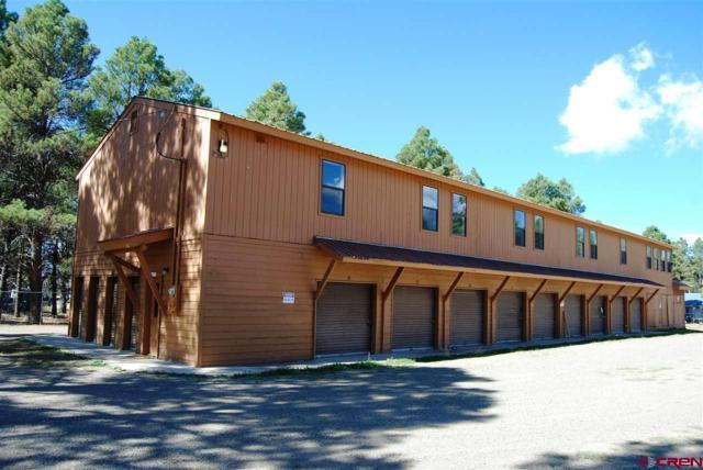 543 Park Ave., Pagosa Springs, CO 81147 (MLS #751267) :: CapRock Real Estate, LLC