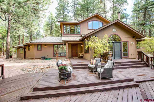 76 Saddle Lane, Durango, CO 81301 (MLS #751301) :: Durango Home Sales