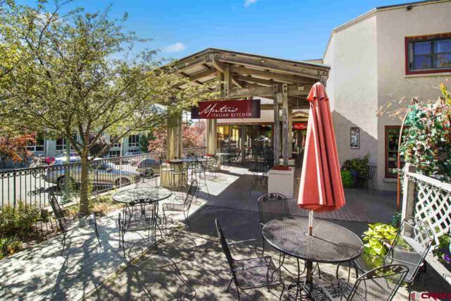 701 E 2nd Avenue, Durango, CO 81301 (MLS #751361) :: CapRock Real Estate, LLC