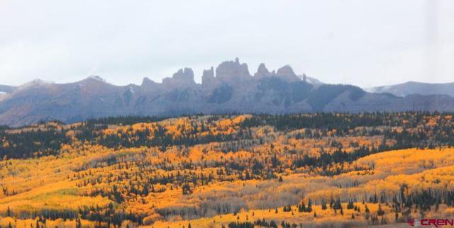 15 Castle Road-Lot 15, Star Mountain Ranch, Gunnison, CO 81230 (MLS #751363) :: Durango Home Sales