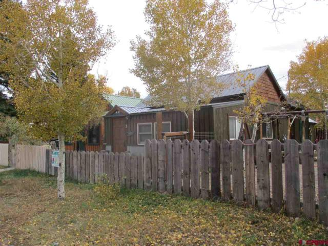 617 W Virginia Avenue, Gunnison, CO 81230 (MLS #751381) :: Keller Williams CO West / Mountain Coast Group